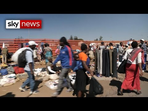 Sky News report: How has Zimbabwe changed under Mnangagwa?