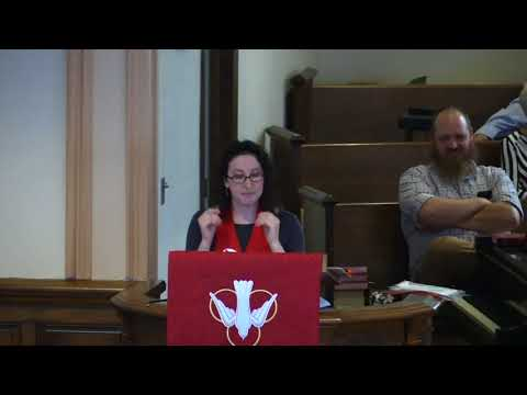 St. Andrew United Methodist Church, Sermon, May 20, 2018, St. Albans, WV