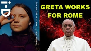 Greta Works for Rome