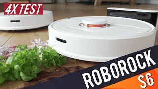 ROBOROCK S6 MEGA TEST ► Bester Saugroboter | Neues RoboRock Flaggschiff überzeugt ! | Alle Infos!