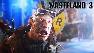 Wasteland 3 Gameplay Trailer Reveal (2019) HD