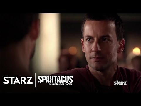 Spartacus: Blood and Sand | Episode 13 Preview | STARZ