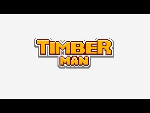 """Timber Man (PC) """"Timber!"""""""