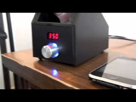 [Prt.2] Easy Vape digital vaporizer Unboxing Review Smoke Etc..