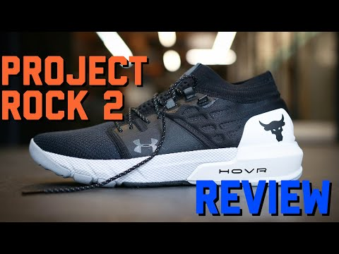 Under Armour Project Rock 2 Review  As
