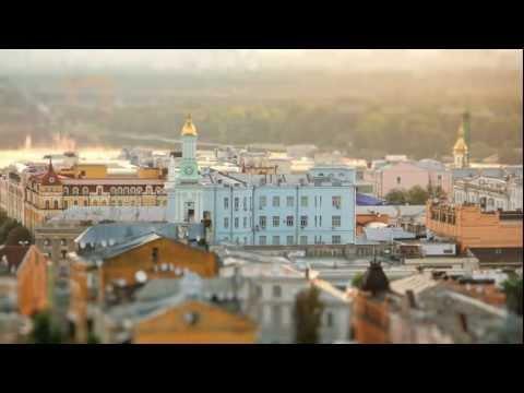 יום בחיי קייב, בירת אוקראינה