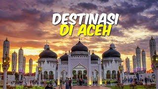 7 Destinasi Wisata di Aceh yang Bisa Kamu Kunjungi, Ada Museum Tsunami Kenang Tragedi Besar di Aceh