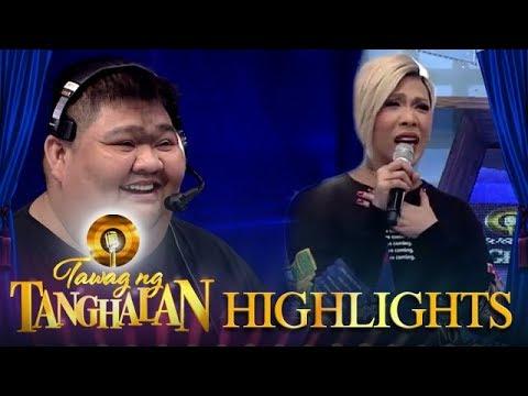 Vice Ganda gets called out by a Showtime staff   Tawag ng Tanghalan