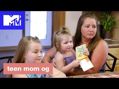 'No Chicks for Gary' Deleted Scene | Teen Mom OG (Season 7) | MTV