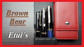 Brown Bear Etui´s - Review Deutsch