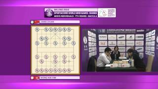 SportAccord World Mind Games 17 December 2014 - World Feed Day 7