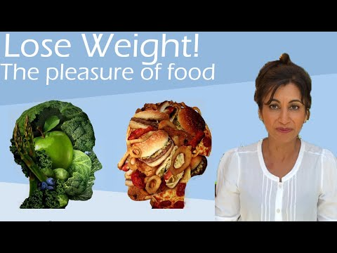 How to lose weight - The pleasure of food