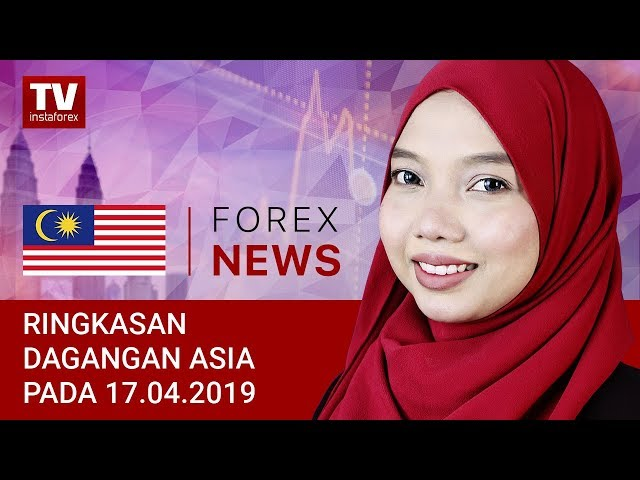 17.04.2019:  Keluaran data China membenam USD (AUD, JPY, USD, BRENT)