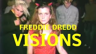 Freddie Dredd & jak3 - Visions ( music video )