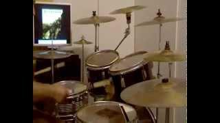 QUORTHON - (Bathory) - Deep -drumcover