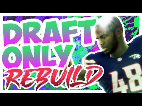 Best Draft In A Long Time! - Madden 20 Connected Franchise Realistic Rebuild - Part 26