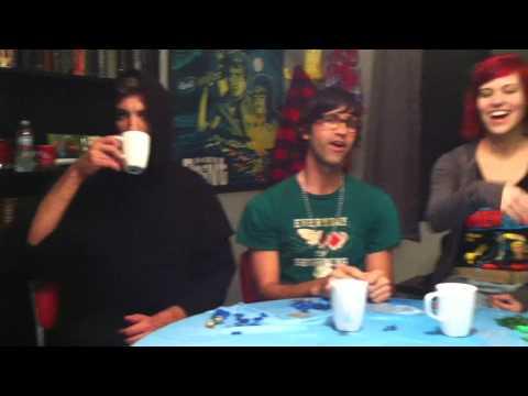 COFFEH WITH FRIENDS!: Rhett, Link, and Steve Greene!