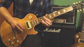 Slash's Snakepit - Beggars and Hangers On (FULL guitar cover) HD
