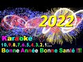 Bonne Ann��e 2015 �� diffuser 1 minute avant minuit.