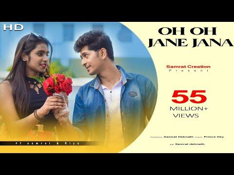Download Oh Oh Jane Jaana | Cute Love Story | Pyaar Kiya Toh Darna Kya | College Love HD Mp4 3GP Video and MP3