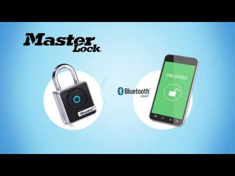 Screen capture of Master Lock 4400EURD : No keys needed