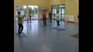 preview picture of video 'Gym d'entretien Maison Pour Tous Rémalard (61)'