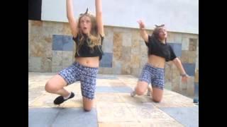 Beyoncé - 7/11|| coreography by Marta López & Claudia Arumi