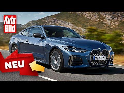 BMW 4er (2020): Neuvorstellung - Coupé - Design - Info