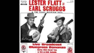 Live Broadcast Bluegrass Bonanza 1953 [1986] - Lester Flatt & Earl Scruggs