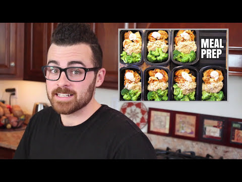 Video How to Meal Prep - Ep. 2 - BEEF (6 Meals/$5 Each)