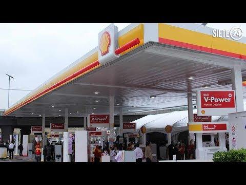 Ya se vende en México gasolina 'Shell'