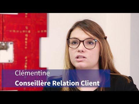 Video Opération Passerelle, épisode 3 : Clémentine (conseillère relation client)