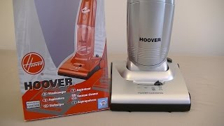 Hoover Purepower Toy Vacuum Cleaner By Theo Klein Review & Demonstration
