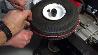 East Tire Bead .. Power Pressure Washer.. Snow blower ...don't do anything before see this video