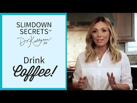 Slimdown Secrets™ - Drink Coffee to Lose Weight! Coffee, How I Love You!