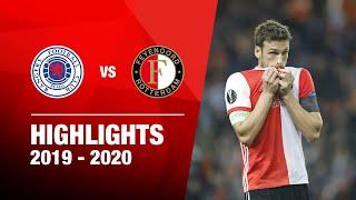 Highlights | Rangers FC - Feyenoord | 2019-2020