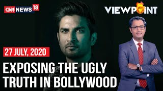 43 Days After Sushant tragic End, The Nepotism Debate Reignites In Bollywood | Viewpoint - Download this Video in MP3, M4A, WEBM, MP4, 3GP