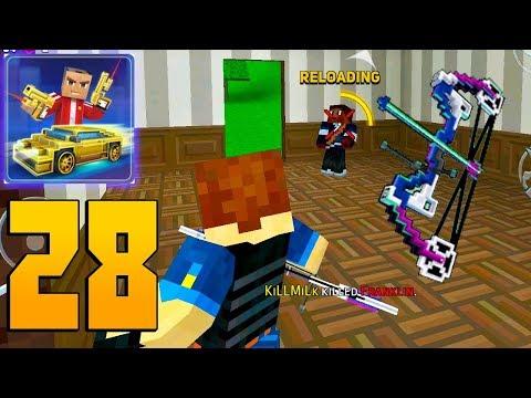 Block City Wars - Gameplay Walkthrough Part 28 - Battle Royale