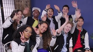 The NEW Club Mickey Mouse Kids Get Quizzed On Mouseketeer Trivia & Talk Working With Todrick Hall