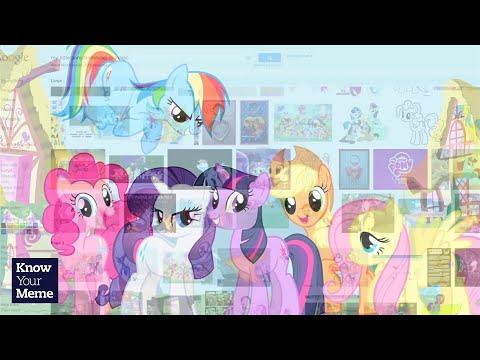 Poznej své memy #10: My Little Pony