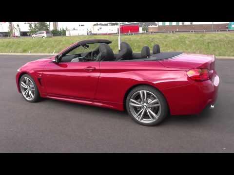 BMW 4 Series Convertible (F33) 435i M Sport Convertible N55 3.0 (Z4CG) U11998
