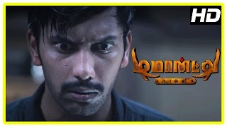 Demonte Colony movie scenes | Arulnithi and friends realise Abhishek is no more | Ramesh Thilak