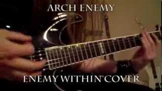 Arch Enemy - Enemy Within (Cover)