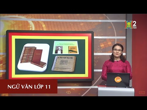 MÔN NGỮ VĂN - LỚP 11 | TÁC PHẨM: NGƯỜI TRONG BAO (TIẾT 1) | 15H45 NGÀY 06.04.2020 | HANOITV