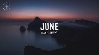 NLSN - June (feat. Thuymy) [Lyrics]