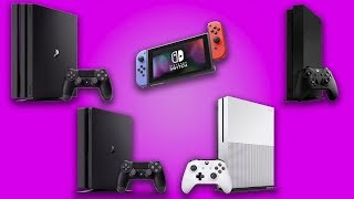 TOP 10 BEST Video Game Consoles You SHOULD Buy in 2017
