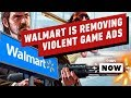 Walmart Reportedly Removing Violent Game Ads, Will Still Sell Guns - IGN Now