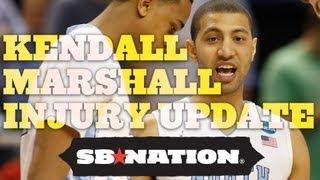 Kendall Marshall Injury Update: NCAA Tournament thumbnail