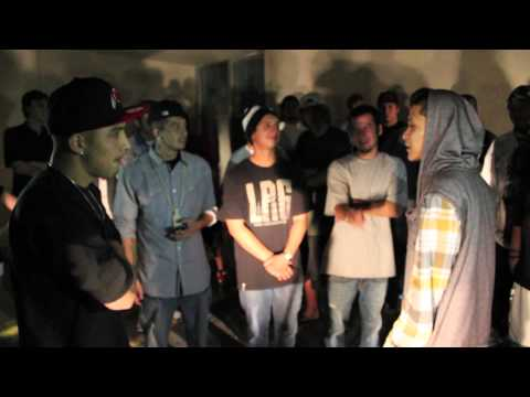 AHAT Utah Next Rap Battle | LEGACY vs MELLOWMATIC | Retribution TRYOUT Event