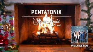 [Yule Log Audio] Silent Night - Pentatonix